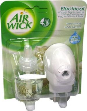 Air Wick odświeżacz elektryczny Białe Kwiaty 19ml