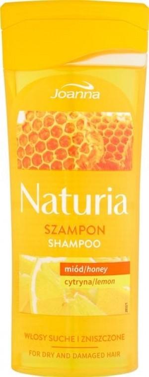 Joanna Naturia Szampon miód cytryna 200 ml