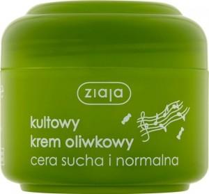 Ziaja Kultowy krem oliwkowy cera sucha i normalna 50 ml