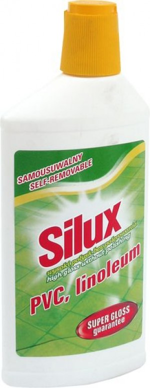 Silux nabłyszczacz do linoleum i PCV 500 ml