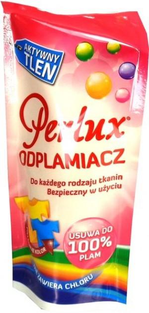 Perlux odplamiacz każdy rodzaj tkanin saszetka 100 ml