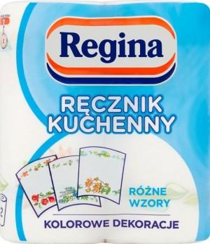 Regina ręczniki papierowe 2 szt.