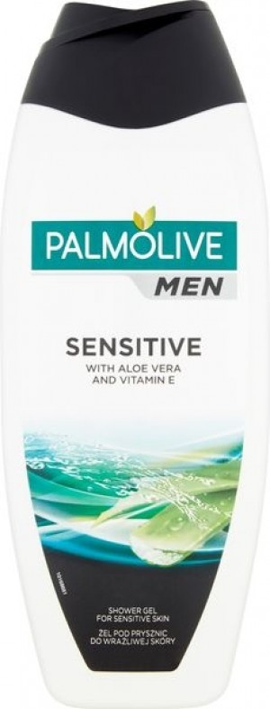 Palmolive Men żel pod prysznic Sensitive 500ml