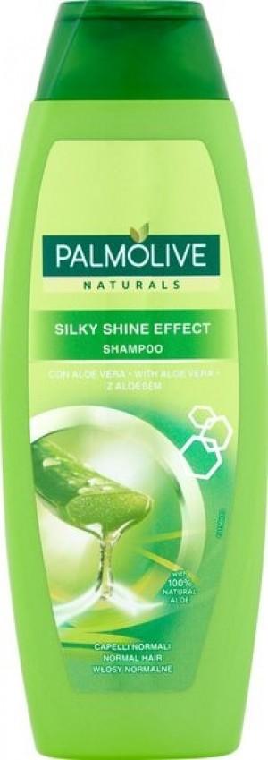 Palmolive Naturals Silky Shine Effect Szampon 350 ml