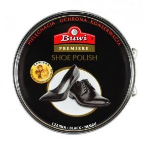 Buwi pasta do butów czarna puszka 40 ml