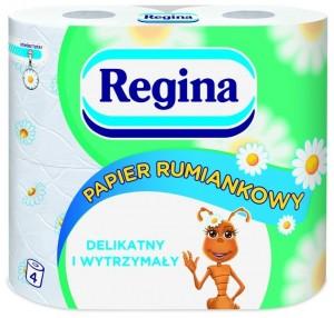Regina rumiankowy papier toaletowy 4 szt.